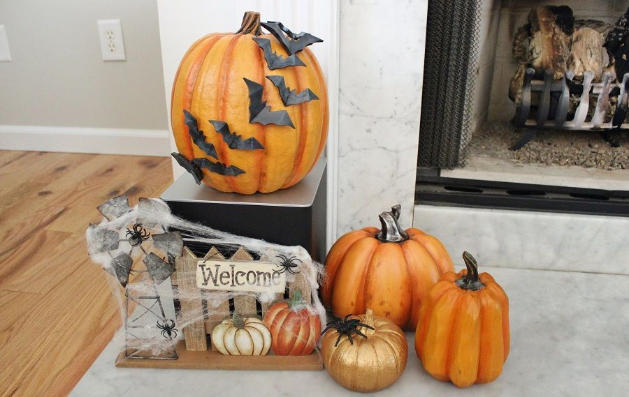 halloween halloween decor halloween decorations pumpkins