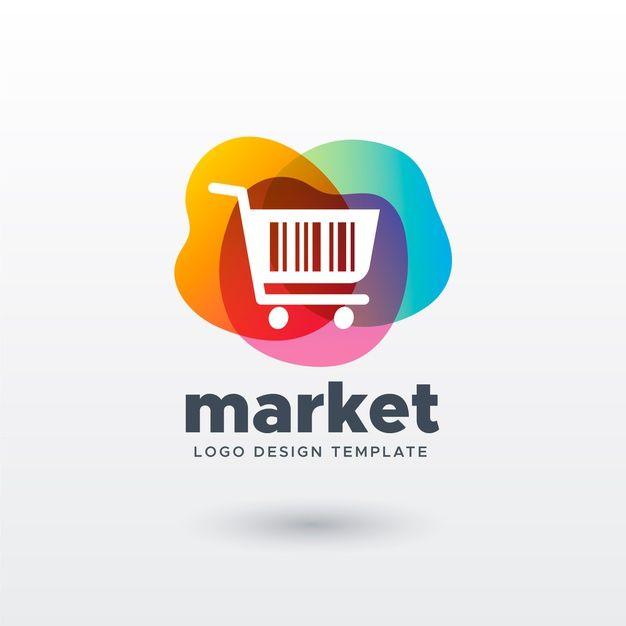 Creative Supermarket Logo Template