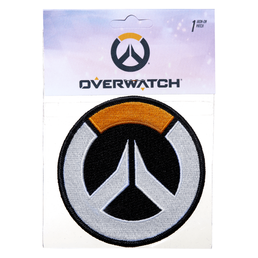 Overwatch Logo Patch Blizzard Gear Store Patch Logo Game Logo Patches