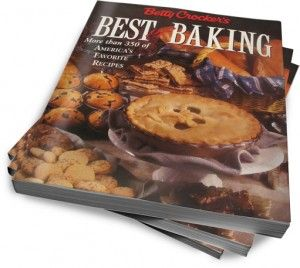 Betty Crocker's Best of Baking Recipes