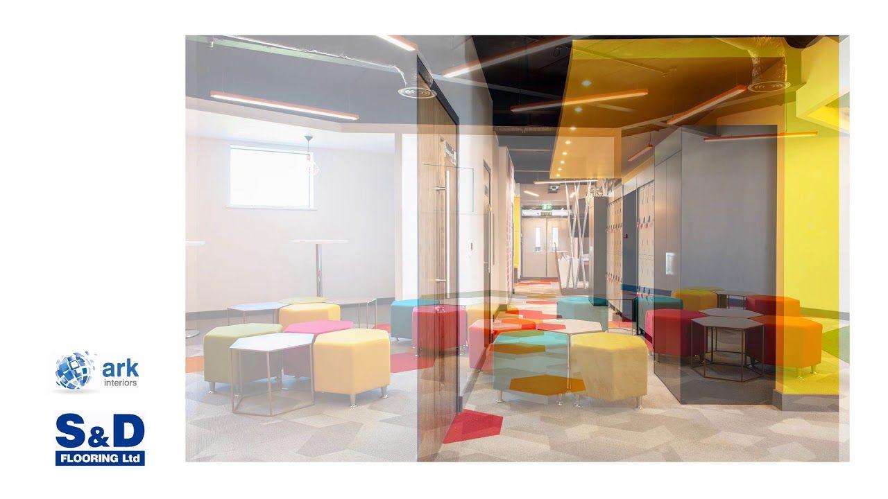 S D Flooring Castle Hill Hospital Ward 22 Flooring Installation Highlights Flooring Floor Installation Vinyl Installation