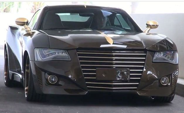 Fb Tuning Debuts 400 Hp Carbon Bodied Chrysler Crossfire In Monaco