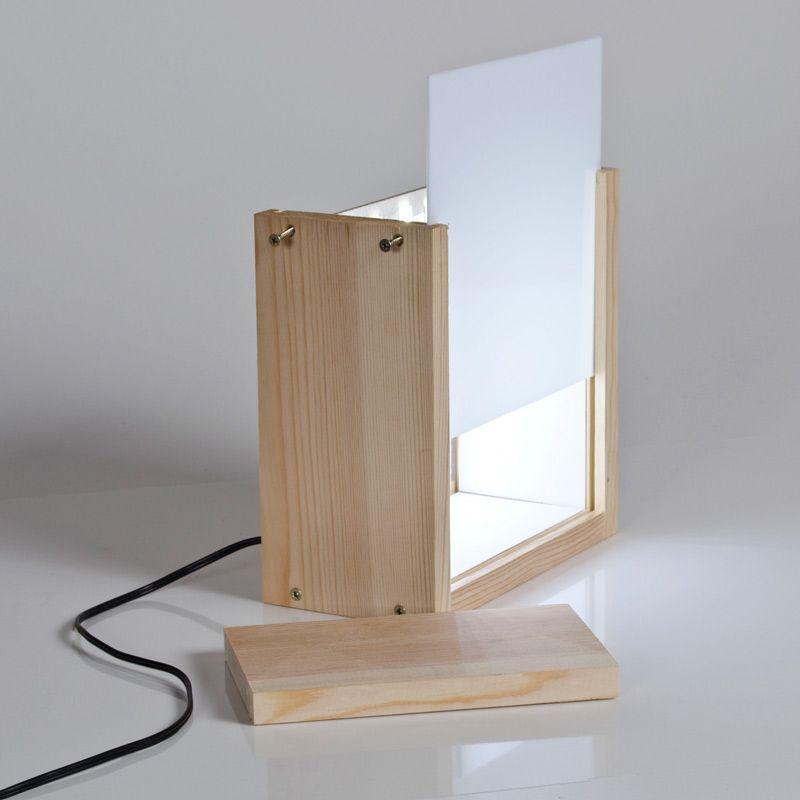 Kitkasa pantalla caja de luz cambiable decor pinterest - Caja de luz de madera ...