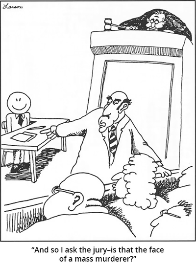 The Far Side by Gary Larson | Lawyer jokes, Lawyer humor, Cartoon ...