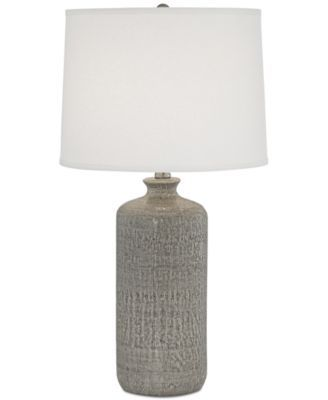 Macys Table Lamps Pleasing Pacific Coast Yorba Table Lamp  French Grey Lamp Light And Lights Inspiration Design