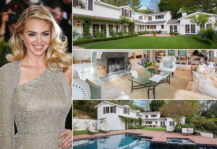 Kate Upton \u2013 $55 Million, Benedict Canyon Celebrity and Luxury
