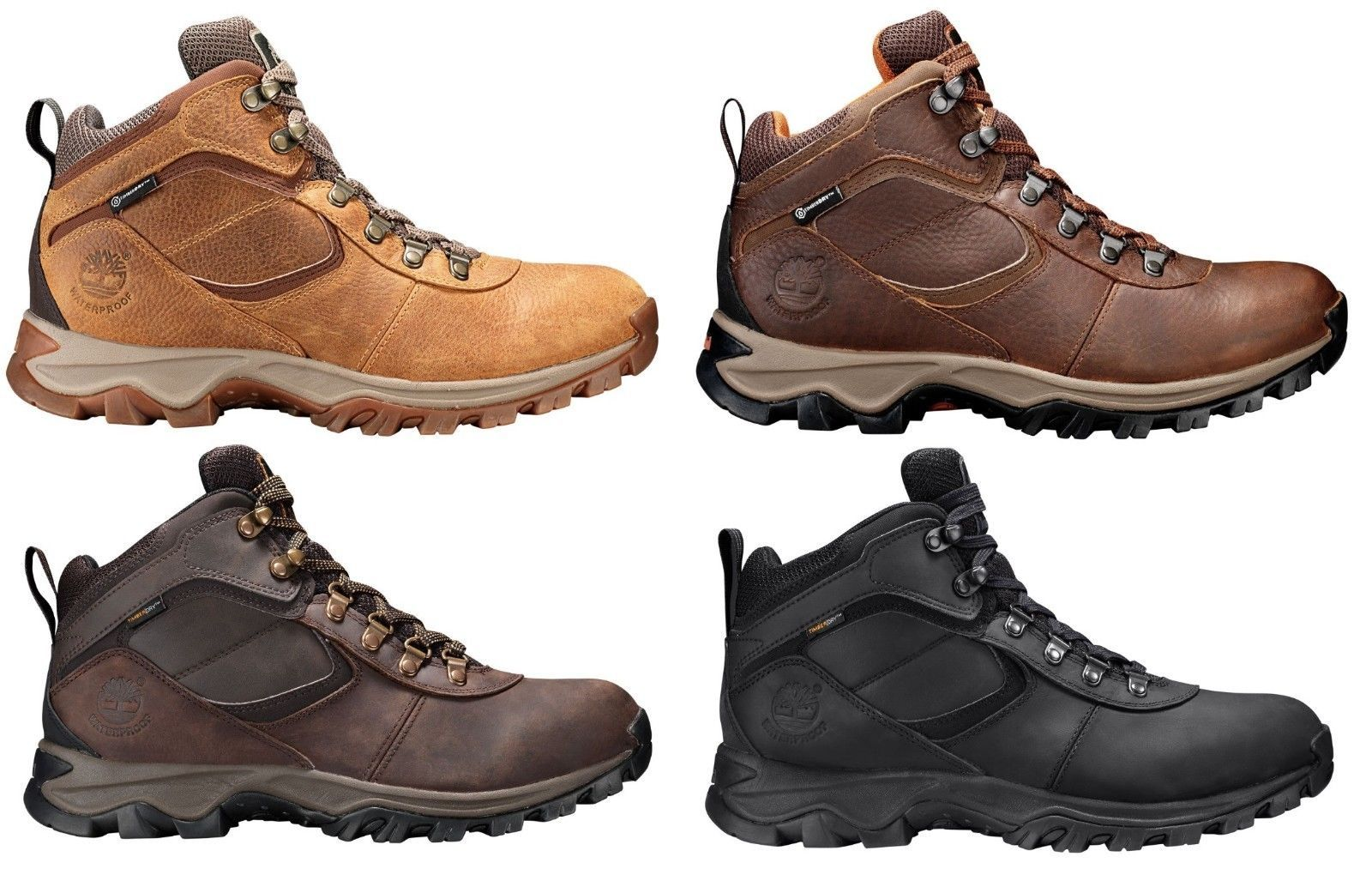 b91a0afcf2b NEW Timberland Men s MT Maddsen Mid WaterProof Hiking Trail Boots ...