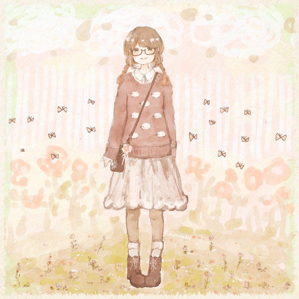 #morikei, #mori, #forestgirl, #morifanart