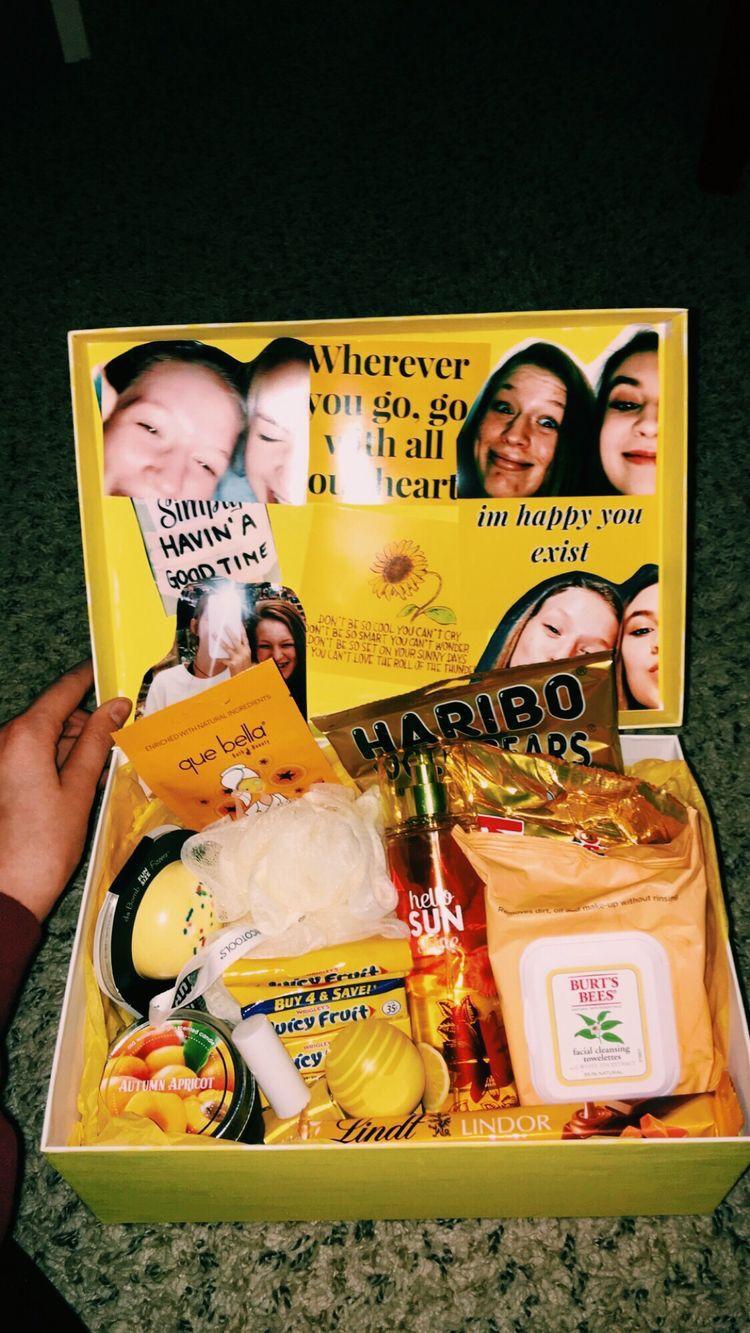 vstickgold • pinterest Bff birthday gift, Cute birthday