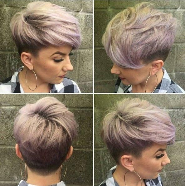 Image Result For 360 View Of Pixie Haircuts Pixie Cuts Pinterest