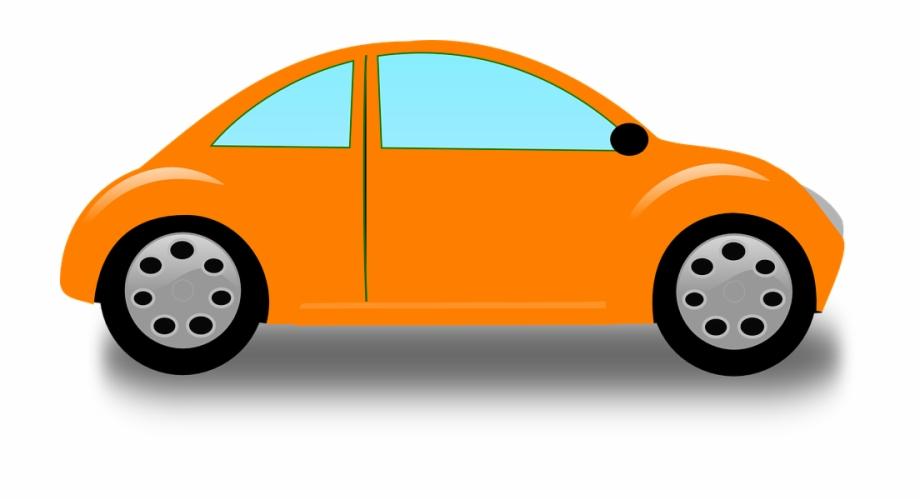 Cartoon Car Transparent