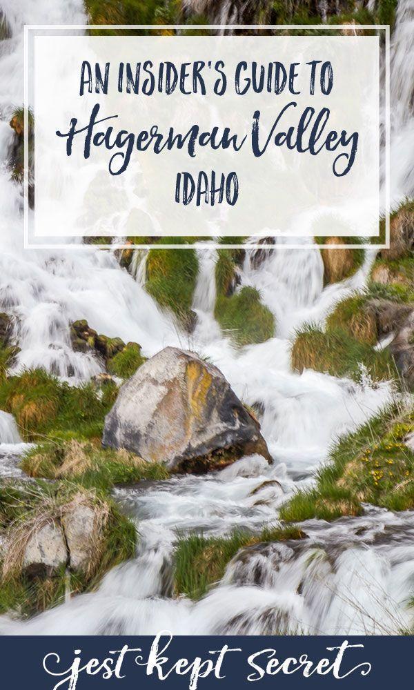 Exploring Idaho's Hagerman Valley