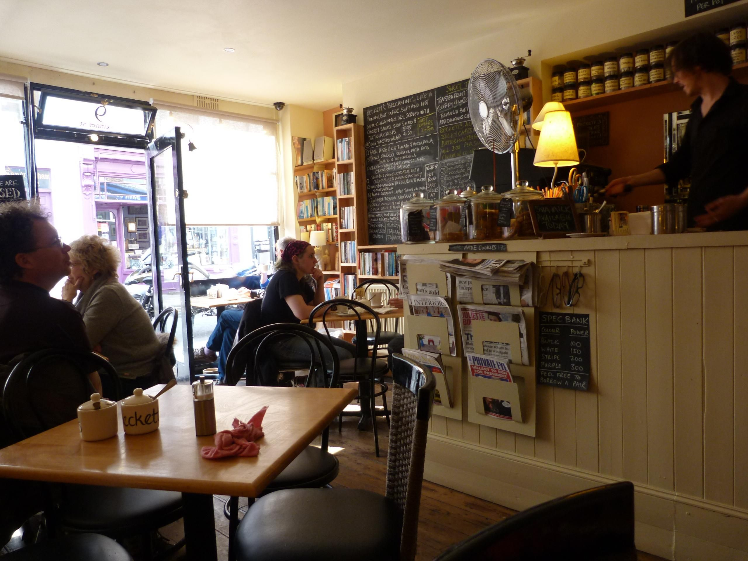 Beckett's coffee shop, Whitby See 562 unbiased reviews of