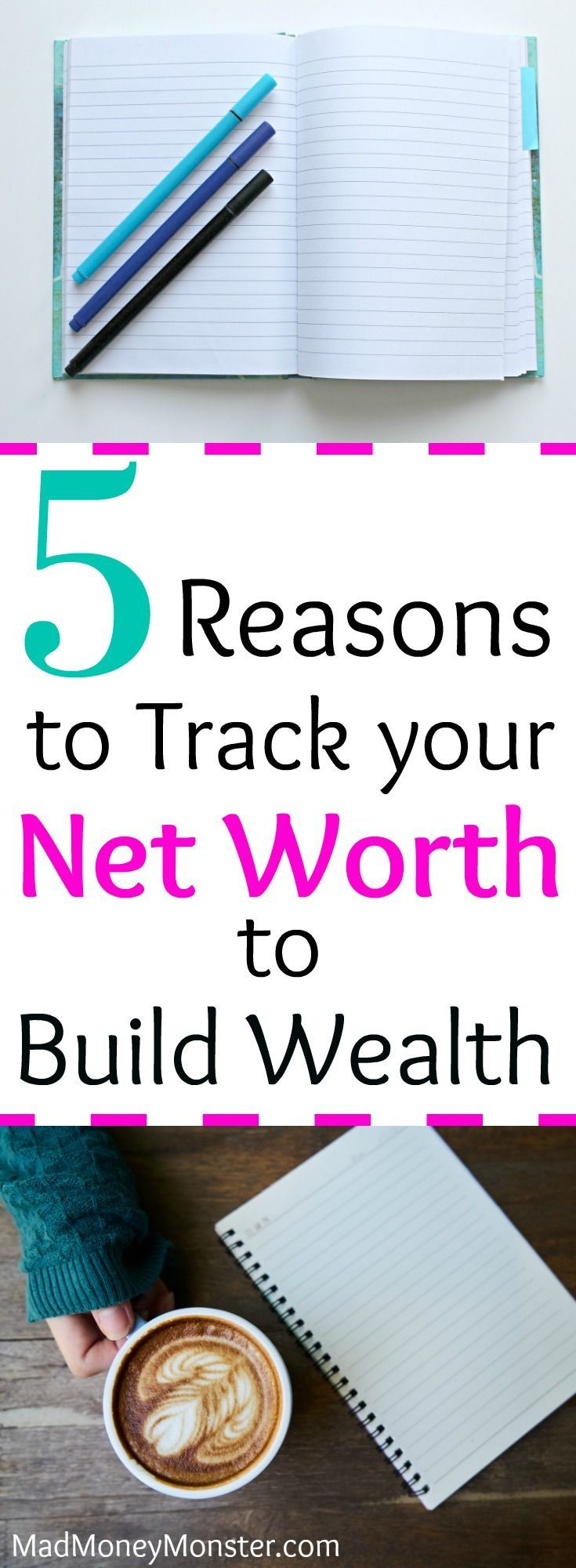 5 reasons you need to track your net worth to build wealth