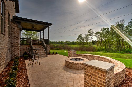 Outdoor Living Area By Willow Branch, Willow Branch Outdoor Living