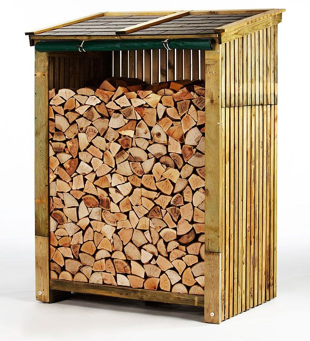 Robeys | Fuels And Storage | Certainly Wood | Certainly Wood Log Store