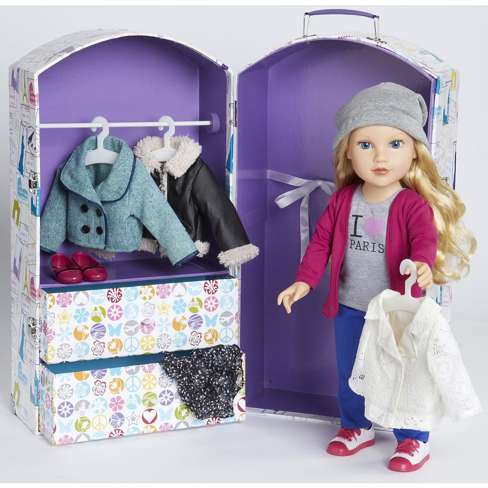 Toys R Us Journey Girls : Journey girls travel trunk toysrus electronics