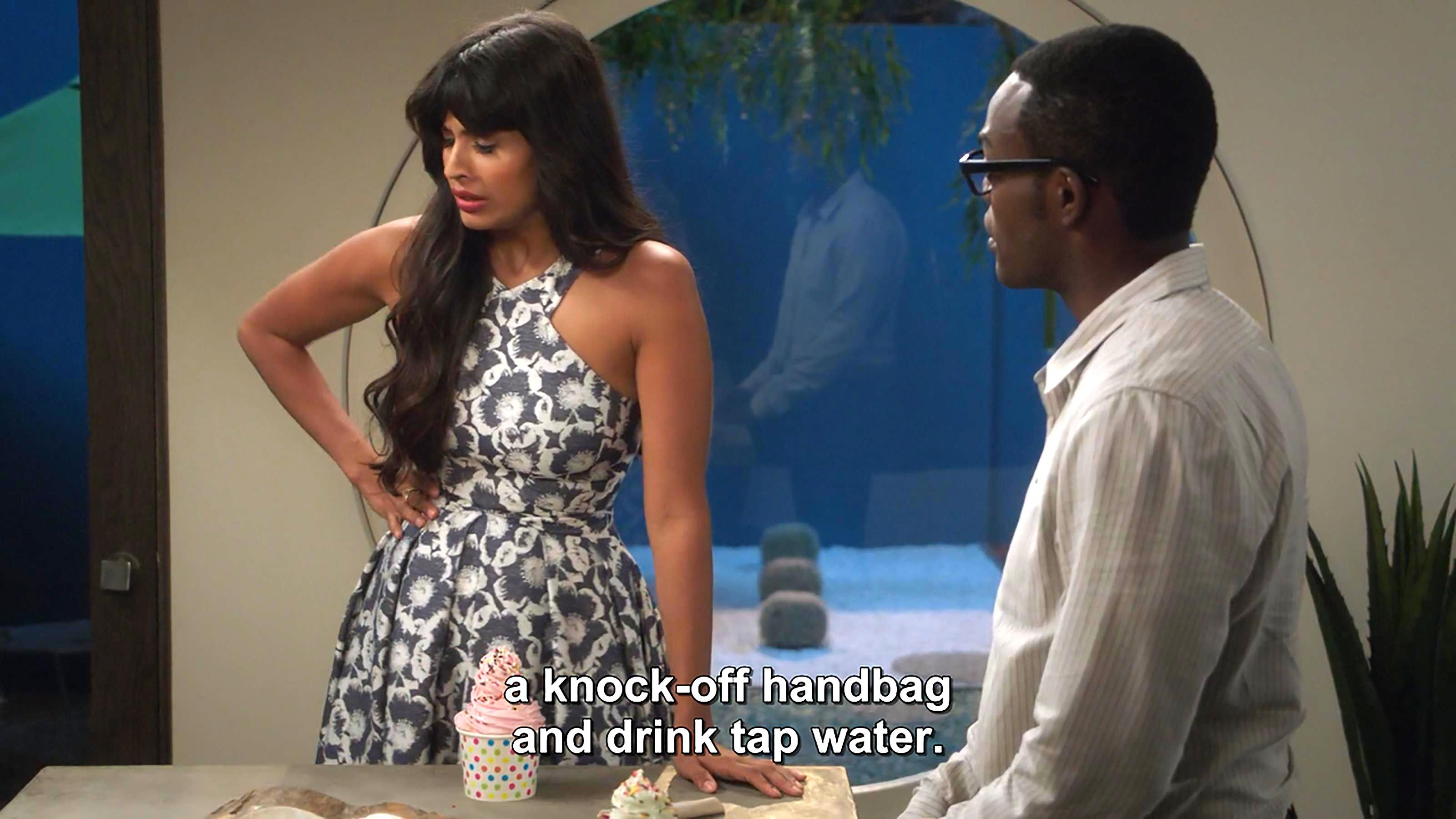 Pin by siobhan toft on the good place in pinterest the good