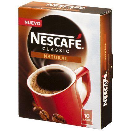 0,85€ - Nescafé classic natural - Café soluble 20g