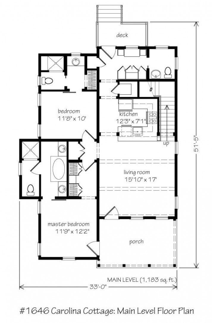 Camp Callaway Cabin Floor Plans In 2020 Cottage Floor Plans Cottage Plan Cabin Floor Plans