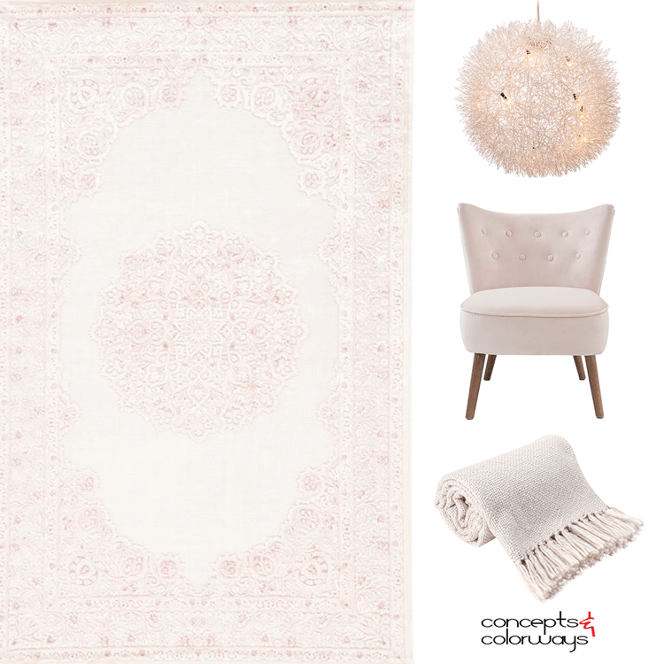 Pantone Almost Mauve A Barely There Color For Blush Pink Decor With Images Blush Pink Decor Pink Decor Pink Office Chair