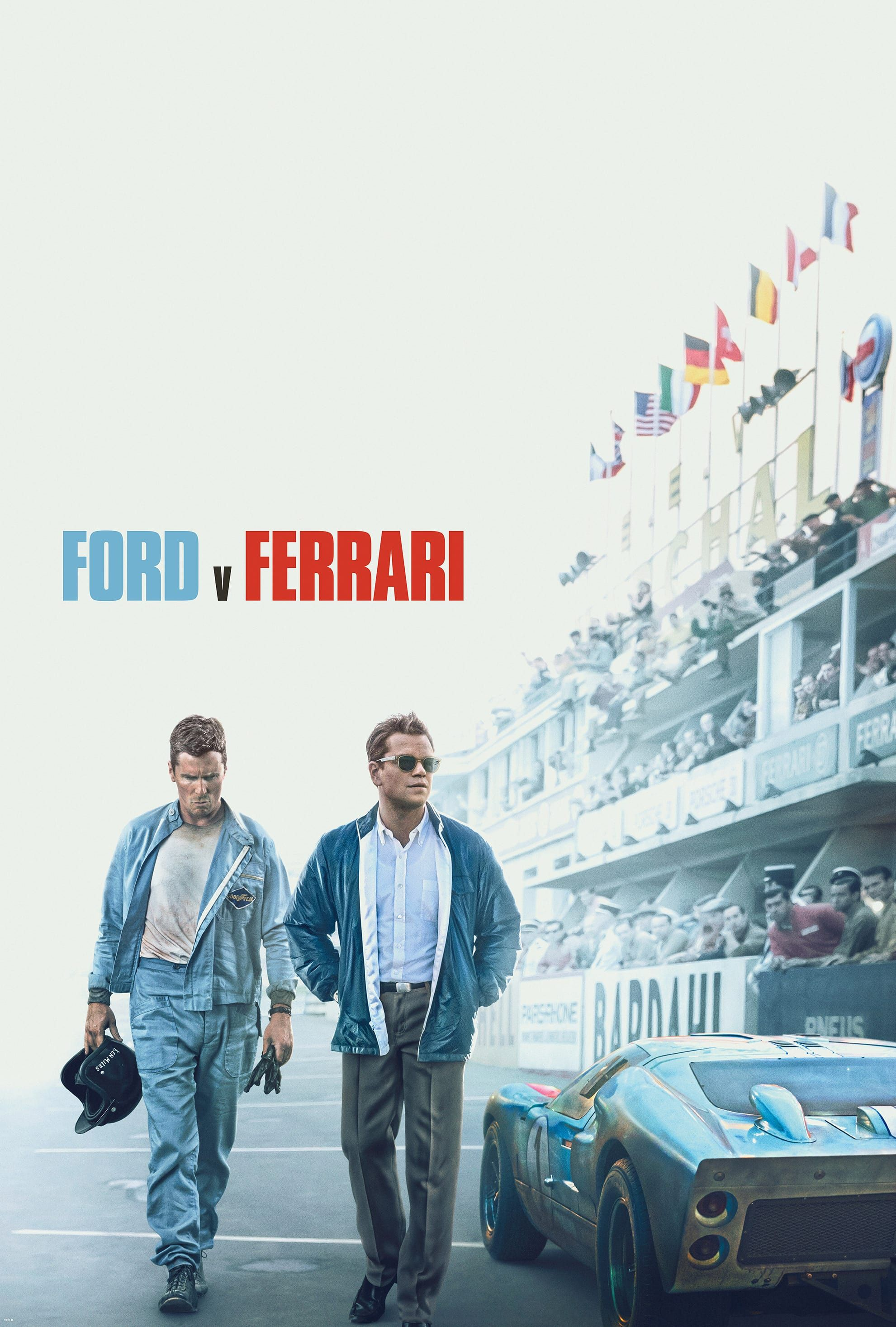 Reloj Ford V Ferrari 2019 Completa En Espanol Latino Ferrari