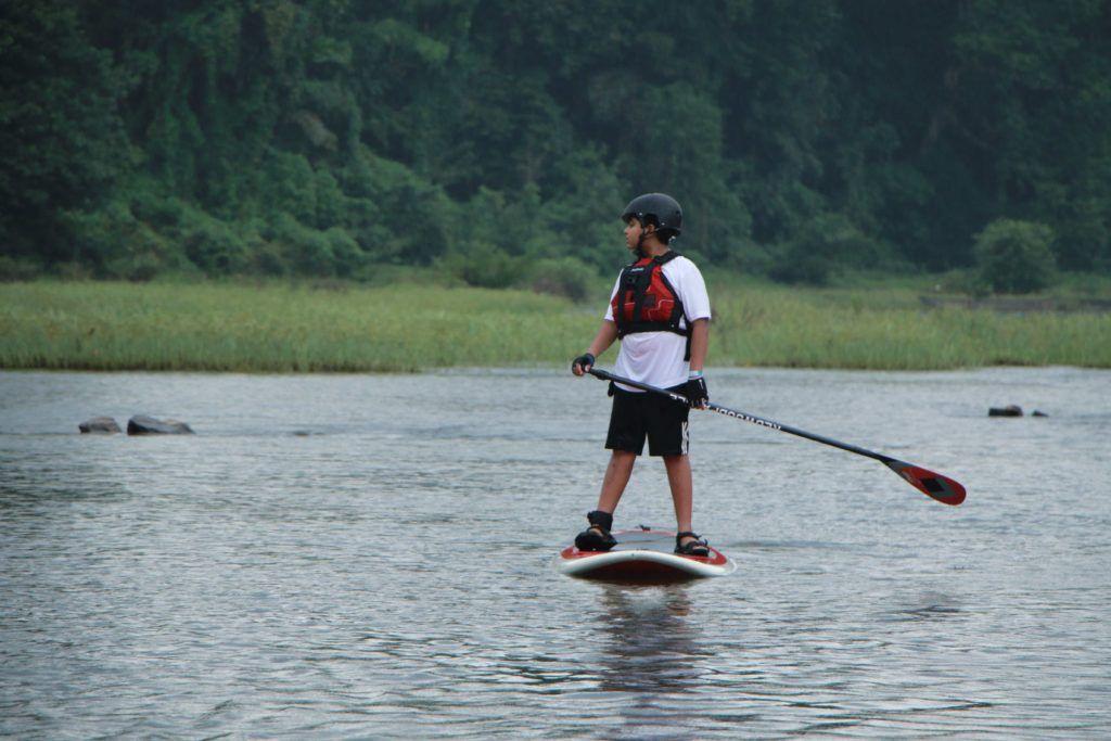 Adventure Sports in Kerala, kayaking in Kerala, Water