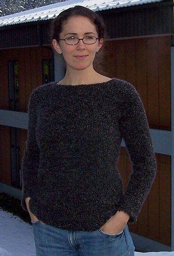 a45c295d6af5 Comfy Raglan Sweater – Free Pattern
