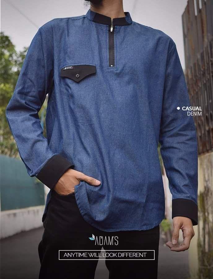 Baju Biru Dongker Cocok Dengan Celana Warna Apa