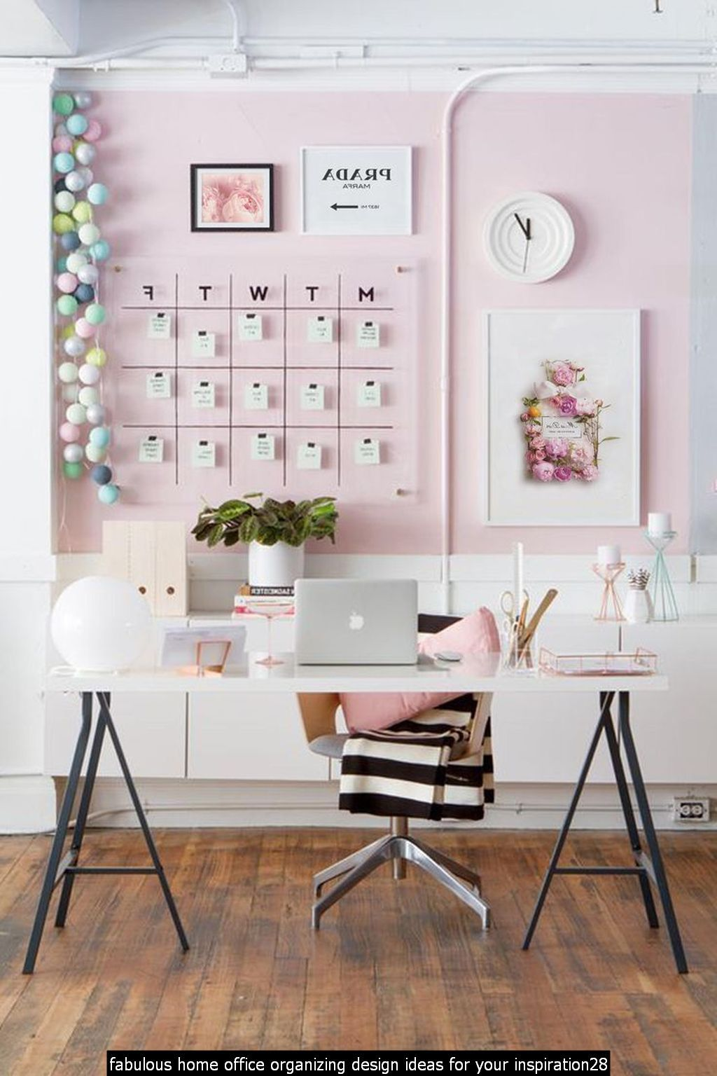 20 fabulous home office organizing design ideas for your
