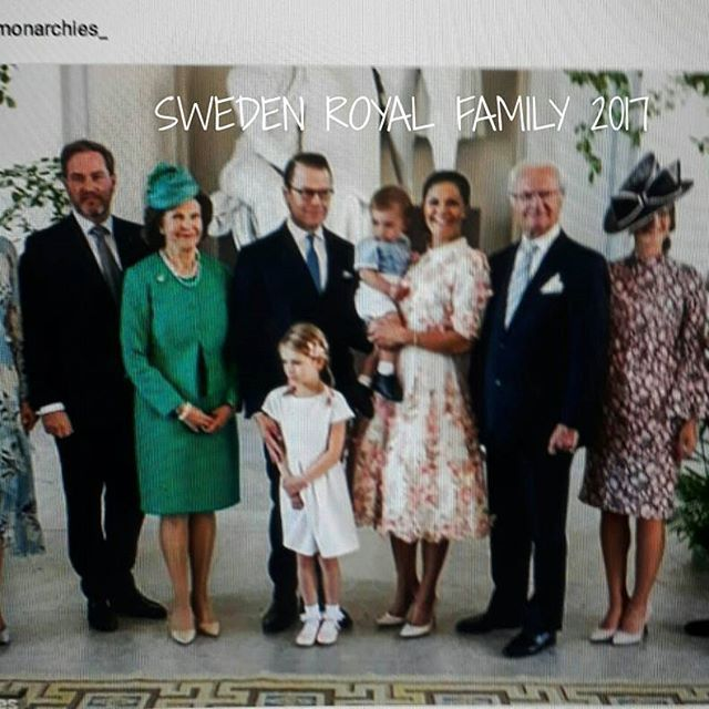 WORLD Famous People. EUROPE MONRCHIES. 2017 SWEDEN ROYAL FAMILY, KING Kaarle XII ja Queen Silvia Lovely, 3 Children and Grandchildren. MY Favourite Roayal Family. Follow, Like&Enjoy. SEE U. SMILE @euroroyals_  @sweden  #europe #world #famous #people #royal #family #sweden #king #queen #princess #prince #2017 #follow #photo #blog #culture #history ❤☺
