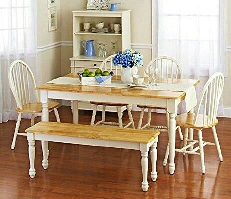 Amazon Better Homes And Gardens Autumn Lane 6 Piece Dining Set Amazing Better Homes And Gardens Dining Room Review