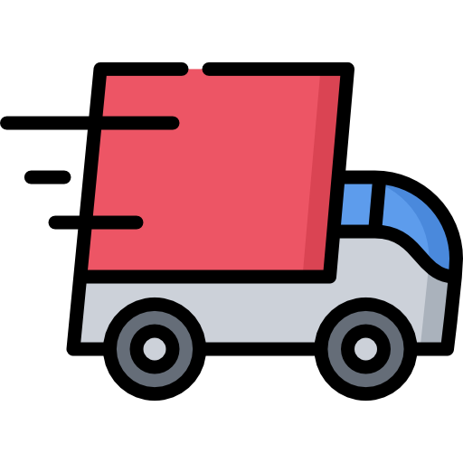 Delivery Truck Free Vector Icons Designed By Freepik Logo Design App Flat Design Icons Free Icons