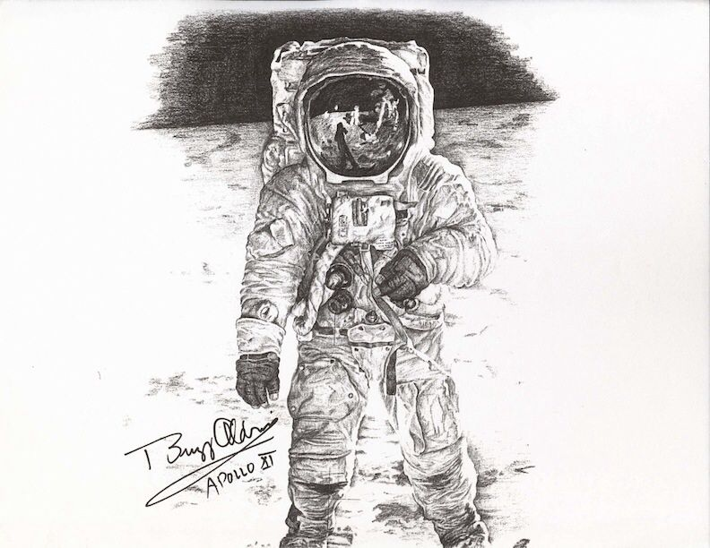 Astronaut Drawing | Art | Pinterest | Astronaut Drawing Drawing Ideas And Drawings