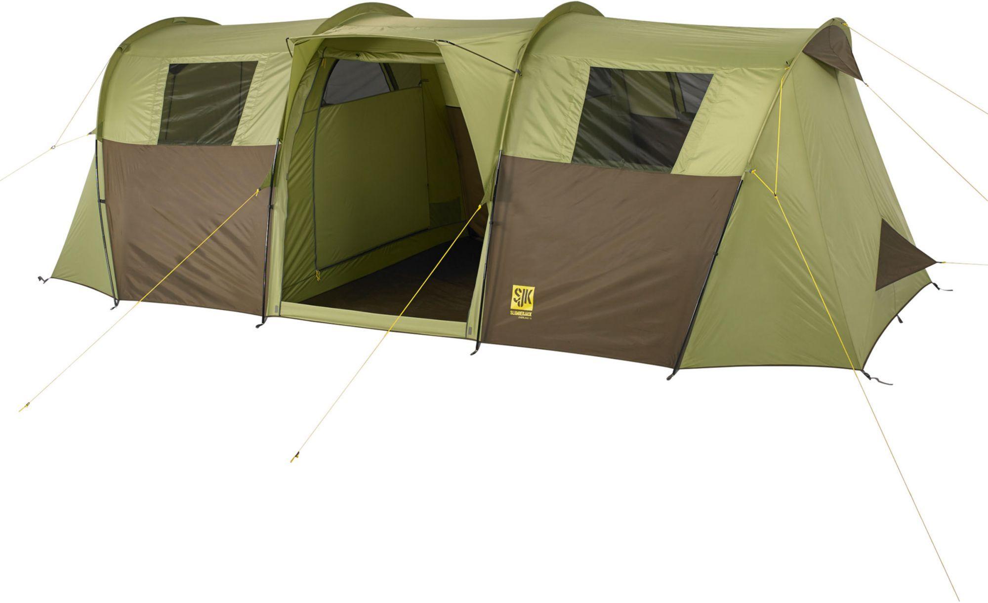 Slumberjack Overland 10 Person Tent Tent, 10 person tent