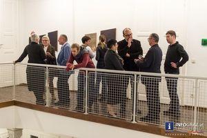 """Bilder von der Vernissage """"Keiko Sadakane - Perspektive"""" in der QL-Galerie der Katholischen Hochschulgemeinde und des Afro-Asiatischen Institutes am 25. September 2014.   #Vernissage, #Keiko #Sadakane, #Perspektive, #QL-Galerie #Graz, #Katholische #Hochschulgemeinde, #Afro-Asiatisches #Institut,  #Leechgasse24, #Arbeiten, #Werkzyklus, #japanische #Künstlerin, #Bilder, #Fotos, #KeikoSadakane #KatholischeHochschulgemeindeGraz #AfroAsiatischesInstitutGraz #KHG #AAI #QL-GalerieGraz"""
