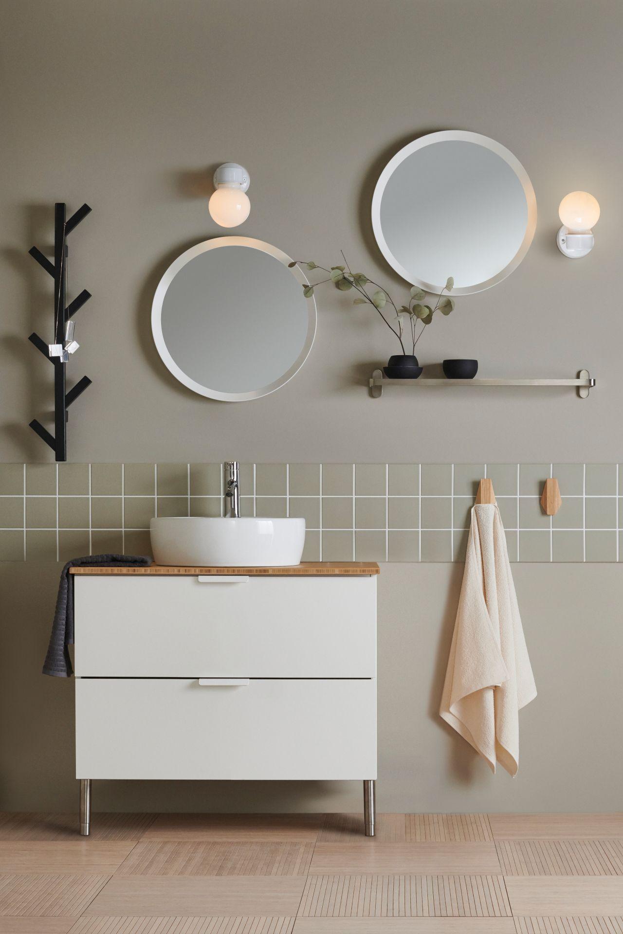 Photo of IKEA Deutschland | GODMORGON aus deinem Badezimmer. Die glatte Oberfläche ist l…