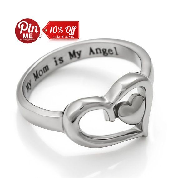 jewelry fabiana rings ring infinity daughter mother quan mothers day products