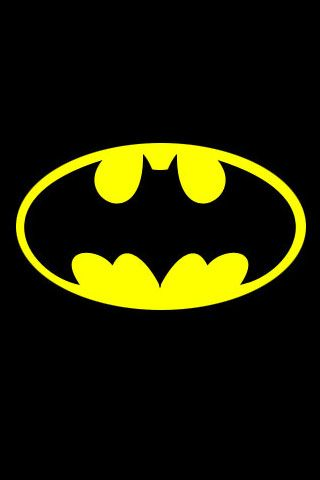 Classic Clean Batman Batman Wallpaper Batman Logo Batman Poster Black yellow cool wallpaper