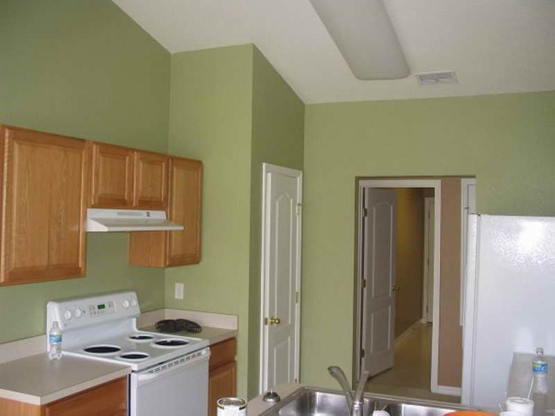 These Colors Are The Popular Colors To Paint Kitchen