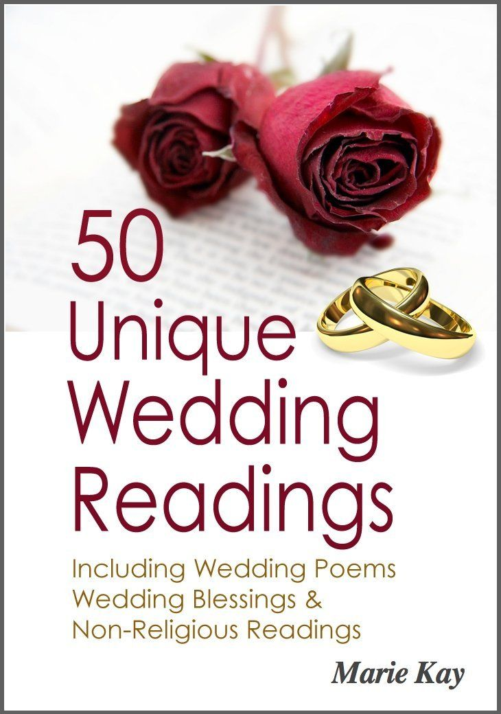 50 unique wedding readings including wedding poems wedding blessings and non religious readings