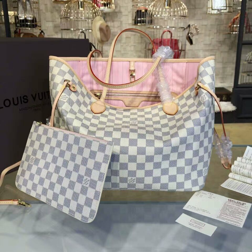 ac1d80b1d568  379 The BEST Louis Vuitton NEVERFULL MM Counter Quality Replica Available  Online! Experience the Designer Discreet difference by shopping with us  today!