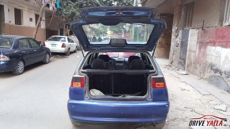 سيات ابيزا ١٤٠٠ موديل ٩٨ انجكشن Car Suv Vehicles