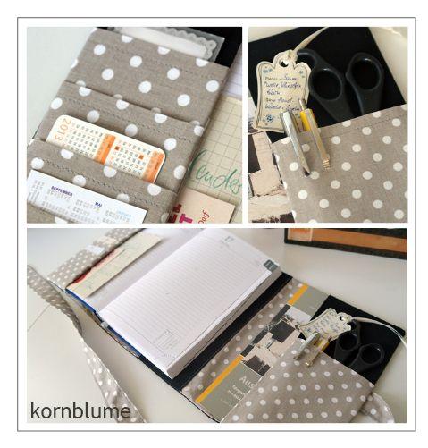 kalenderh lle blacky organizer kalender din a5 von kornblume auf i notebooks. Black Bedroom Furniture Sets. Home Design Ideas
