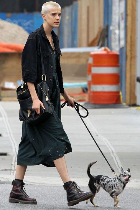 Agyness Deyn Style - Fashion Pictures of Agyness Deyn - Elle 72