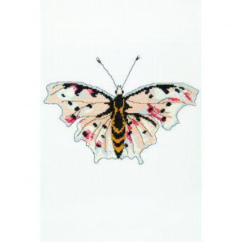Butterflies Borboleta C - Borboleta Victoria - Diagrama