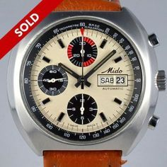 12 Killer Vintage Men's Watches to Add to Your Collection