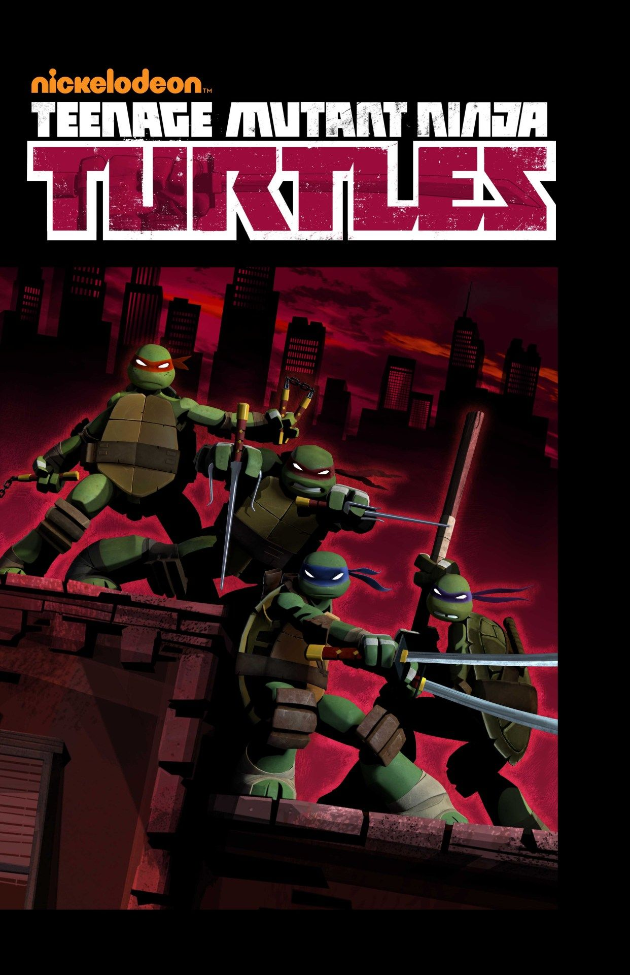 Zee Brilliant Turtles Poster From Comic Con 2012 Ninja Turtles Tmnt Turtle