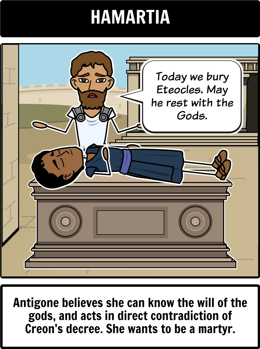 antigone by sophocles tragic hero the antigone play is centered  sophocles antigone is the final play of the greek trilogy of oedipus the king antigone play lesson plans include antigone characters themes