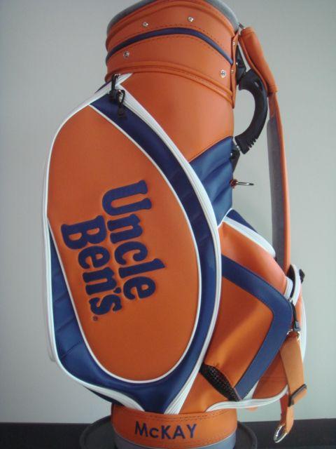 LPGA Tour Player Mhairi McKay s 2012 custom QODA tour bag.  a99807397181a